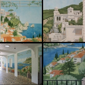 Комната отдыха «Итальянский пейзаж»